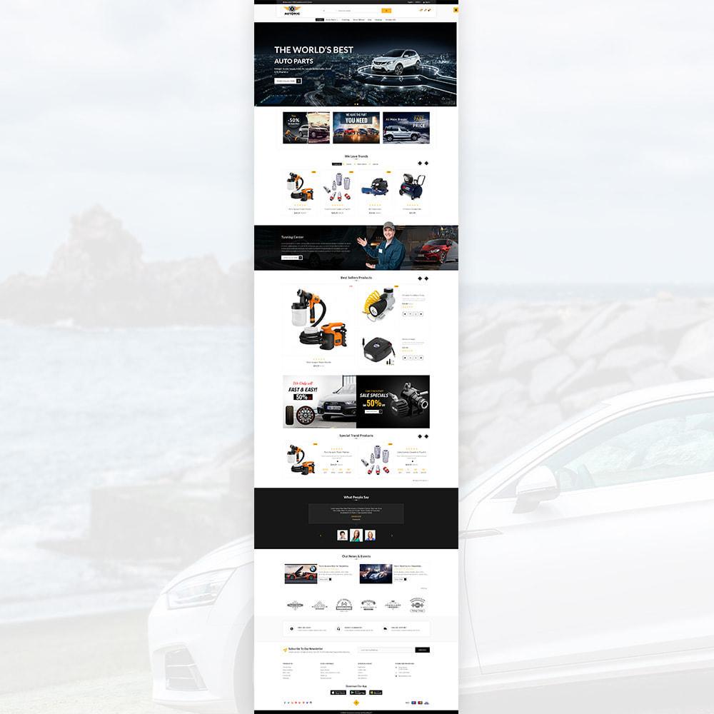 theme - Auto's & Motoren - Autoric – Autopart and Tools Super Store - 2