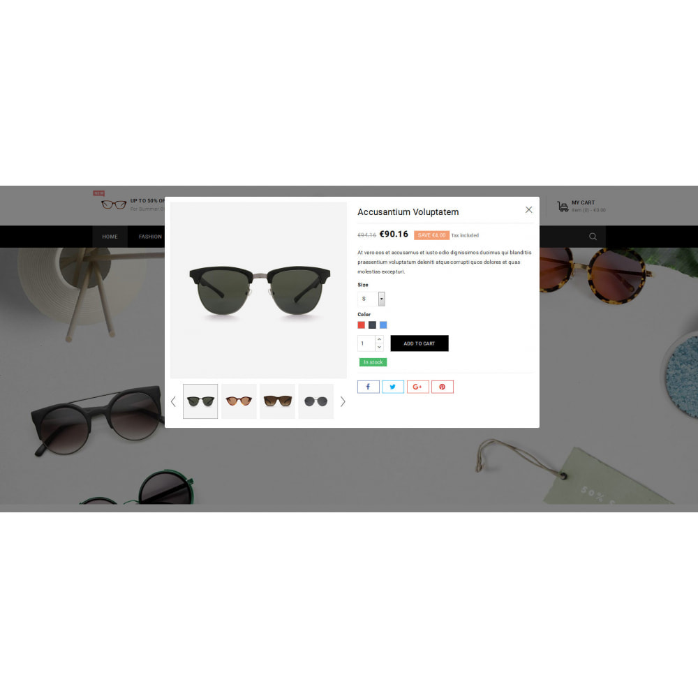 theme - Jewelry & Accessories - Optical - Goggles Store - 7