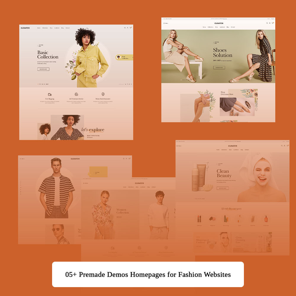 theme - Mode & Schoenen - Leo Curator Fashion & Clothing Store - 2