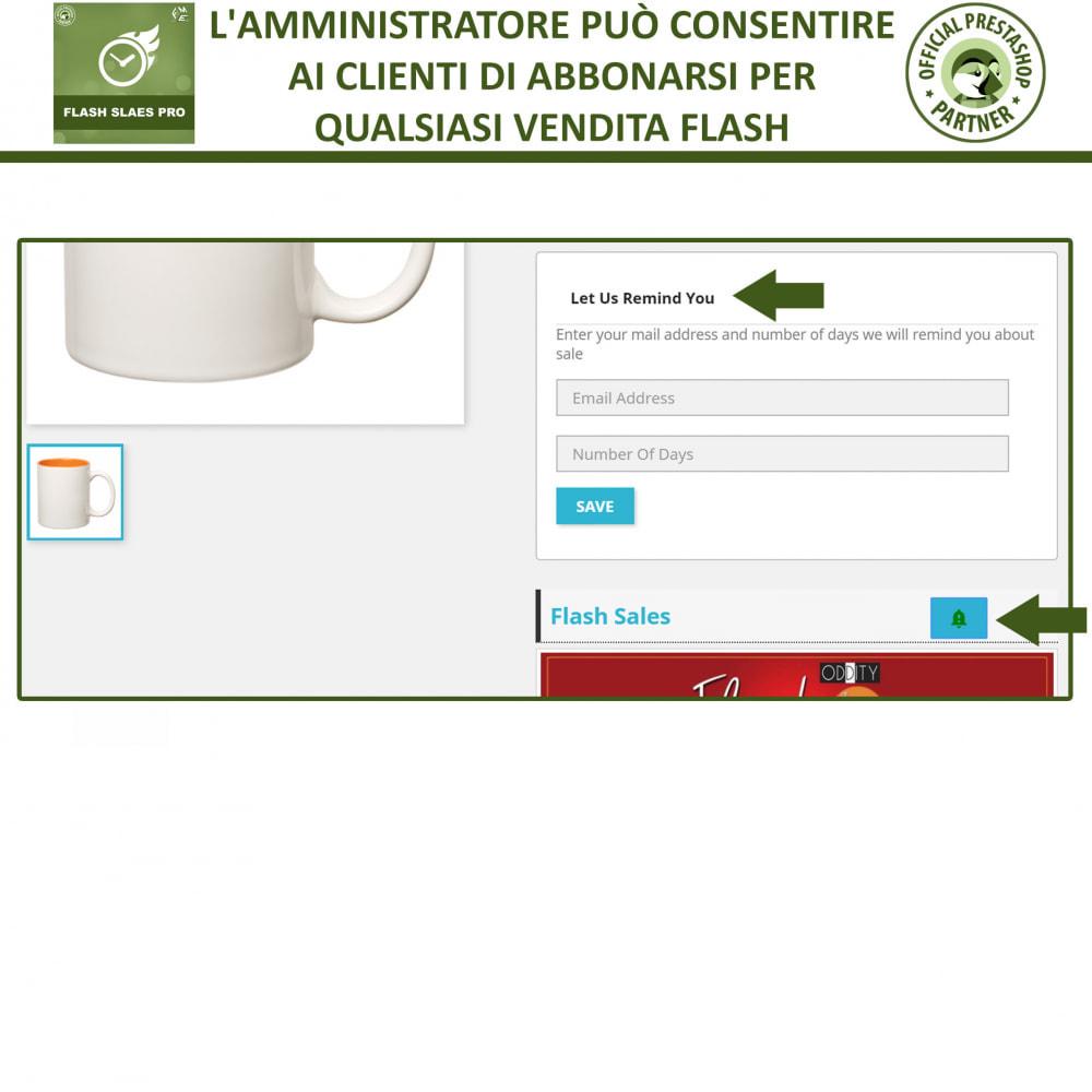 module - Flash & Private Sales - Vendite Flash con Timer di Conto alla Rovescia - 4