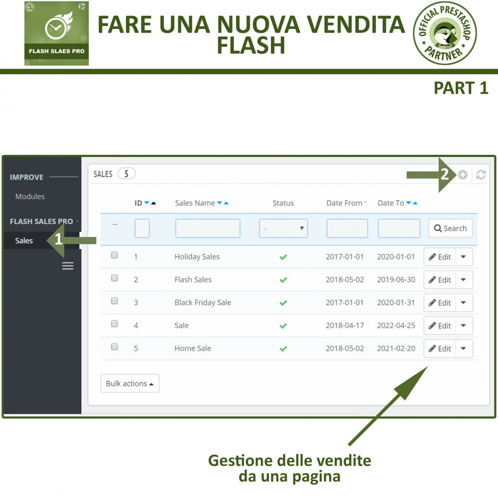 module - Flash & Private Sales - Vendite Flash con Timer di Conto alla Rovescia - 9