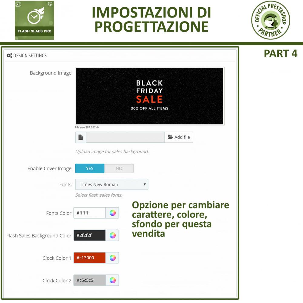 module - Flash & Private Sales - Vendite Flash con Timer di Conto alla Rovescia - 12