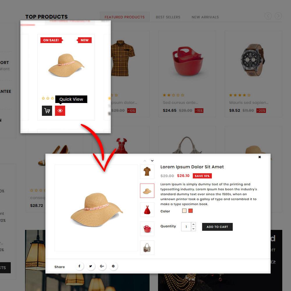 theme - Moda y Calzado - Bigcart Fashion Store - 9