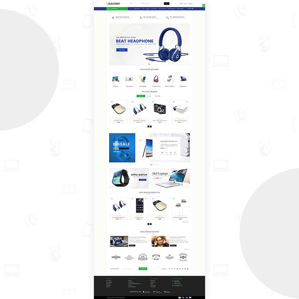 theme - Eletrônicos & High Tech - Electro7 – Electronic and Big Super Store - 2