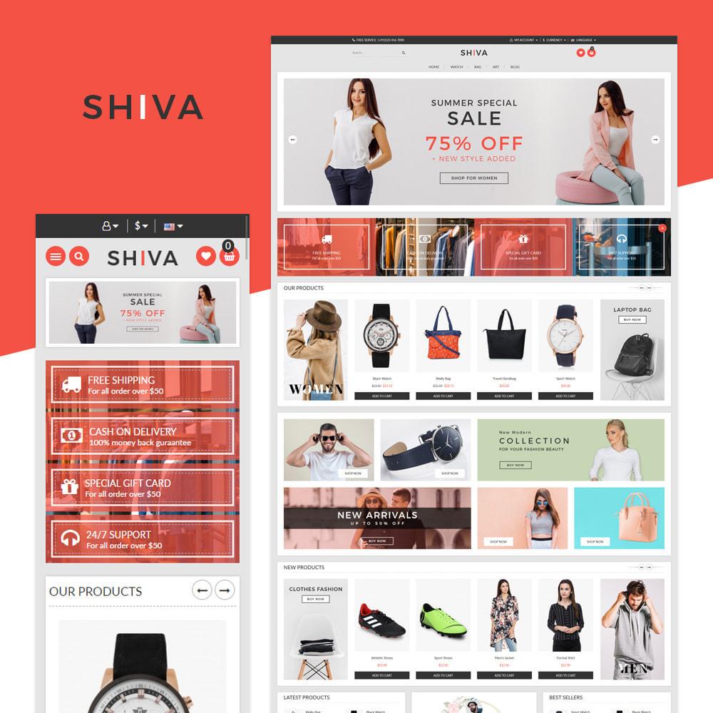 theme - Moda & Calzature - Negozio di moda Shiva - 2