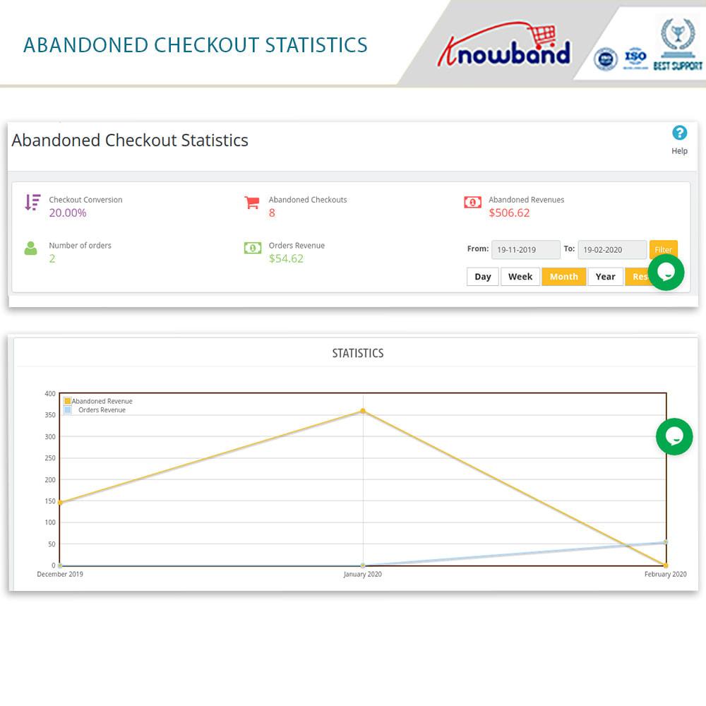 module - Express Checkout - One Page Checkout, Social Login & Mailchimp - 9