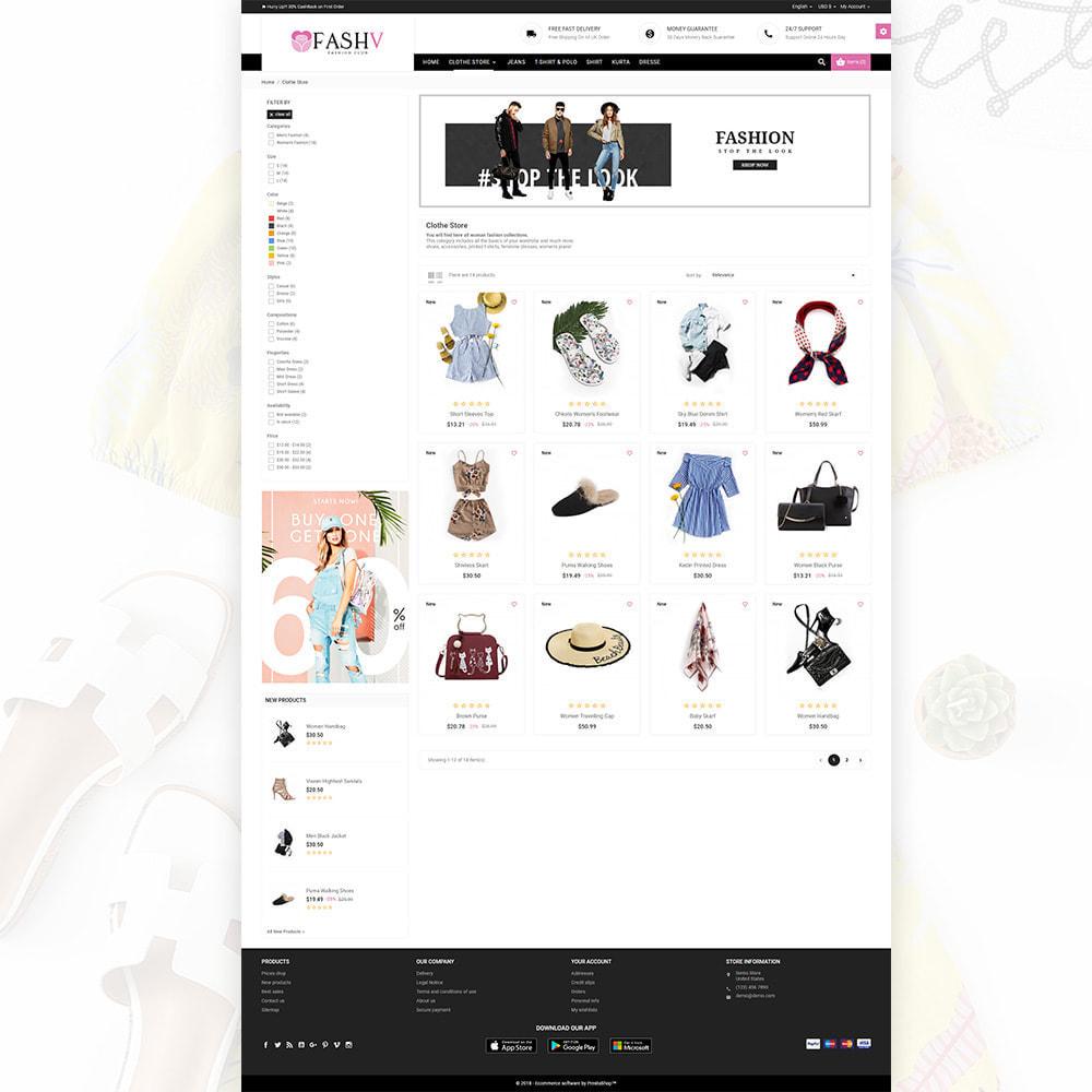 theme - Mode & Schoenen - FashV – Fashion Stylish Super Store - 3
