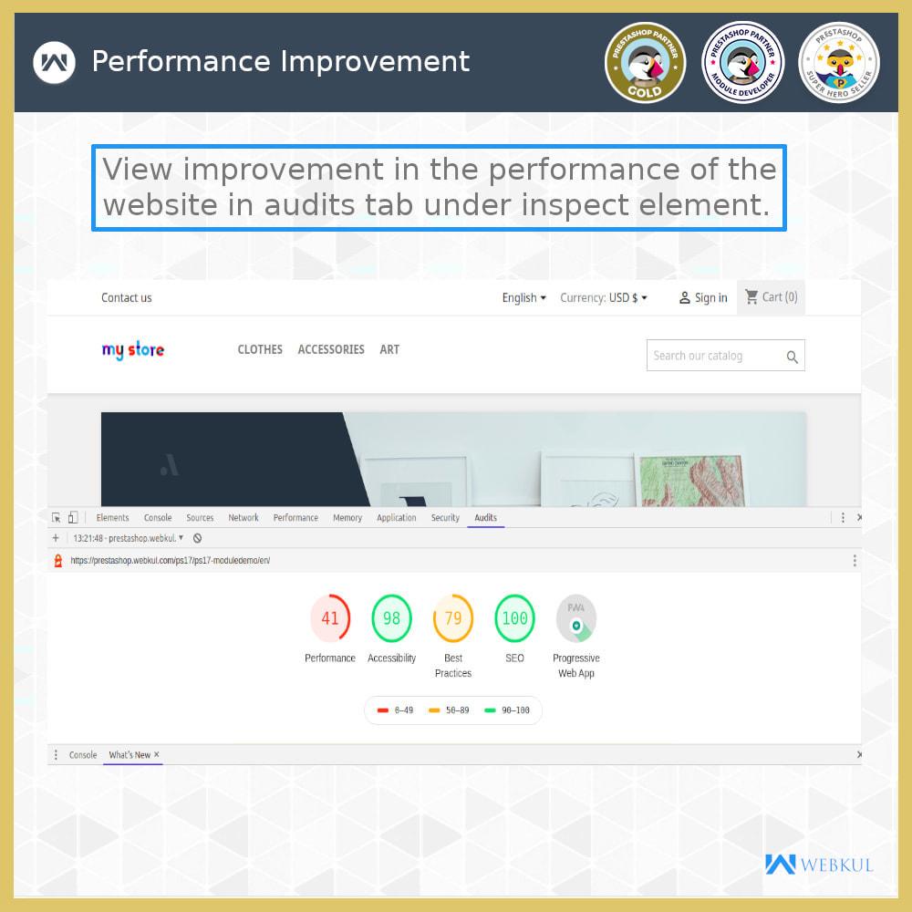 module - Website Performance - Speed Optimization | Fast Loading - 4