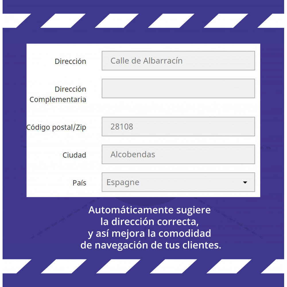 module - Inscripción y Proceso del pedido - Google Address Autocomplete - 2