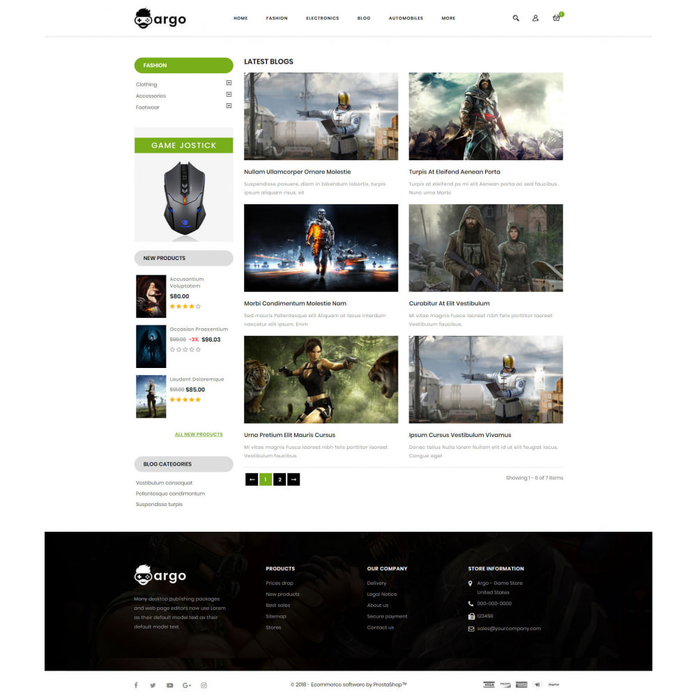 theme - Sports, Activities & Travel - Argo Games Store - 9