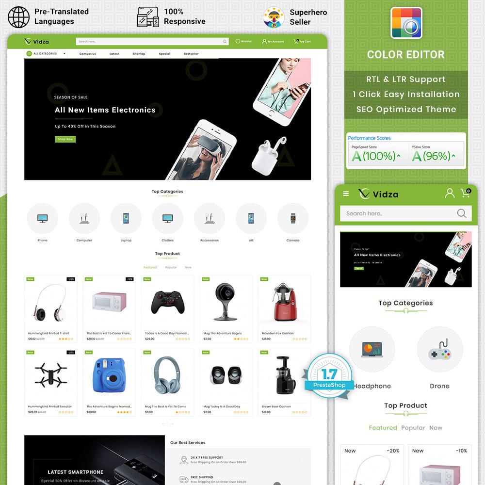 theme - Electronics & Computers - Vidza - Mega Electronics Store - 1
