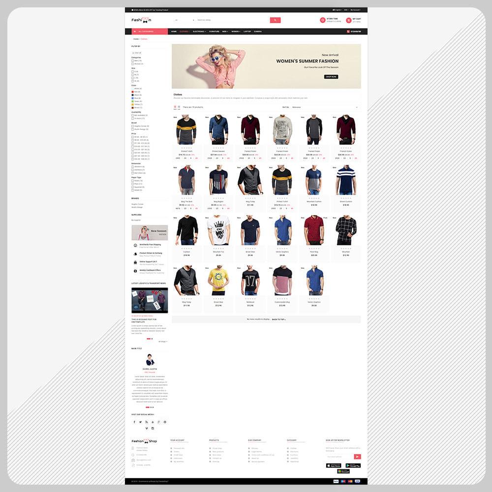 theme - Fashion & Shoes - France Fashion – The Fashion Big Mall - 3