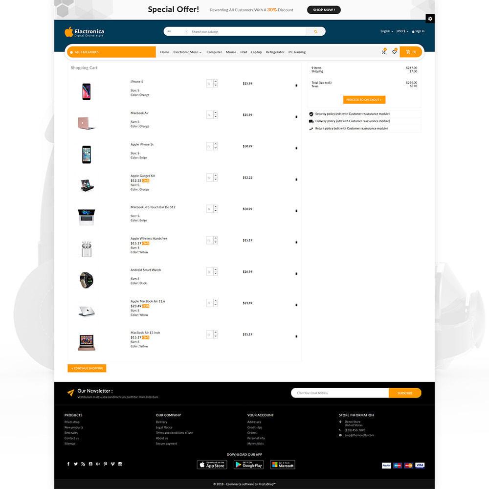 theme - Elektronika & High Tech - Electronica – Electronic Multipurpose Store - 5