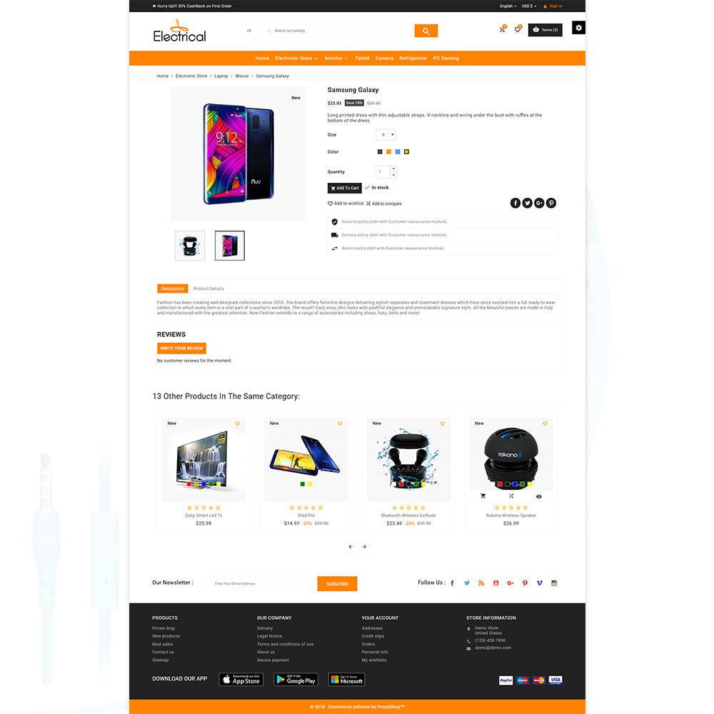 theme - Electronics & Computers - Electrical – Electronic Mega Super Store - 4