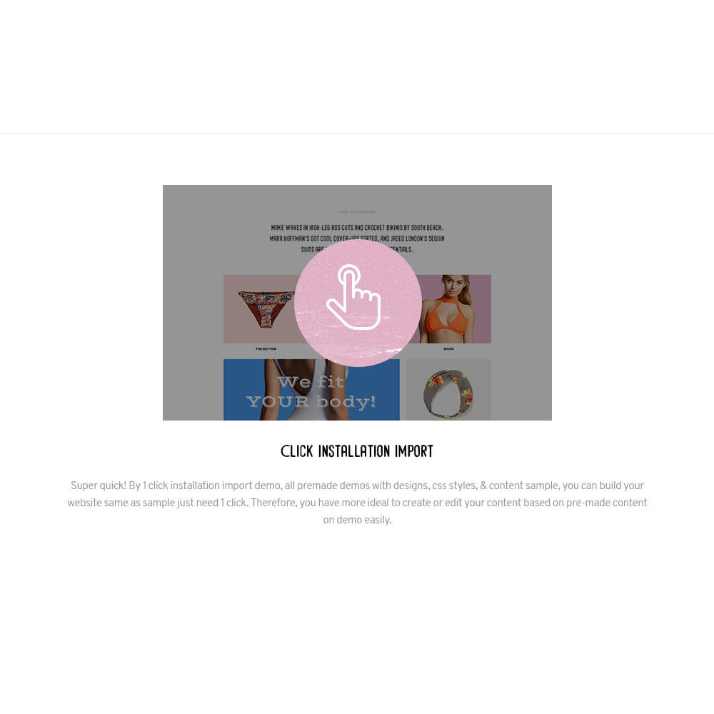 theme - Moda & Calçados - Leo Swimwear Fashion Store - 9