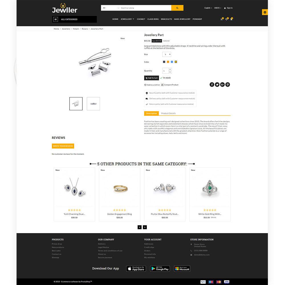 theme - Ювелирные изделия и Аксессуары - Jewller – Jewelers  Super Store - 4