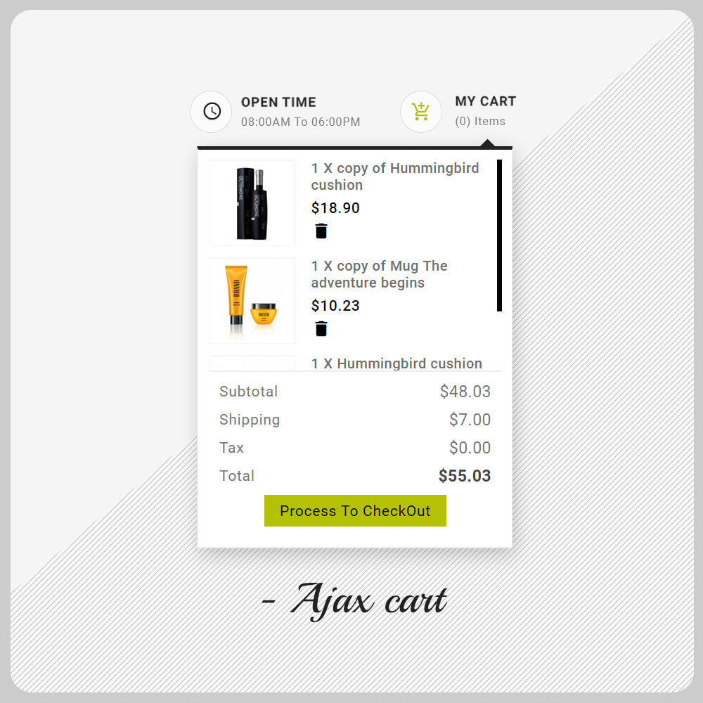 theme - Health & Beauty - Paris Cosmetic – The Cosmetic Super Store - 7