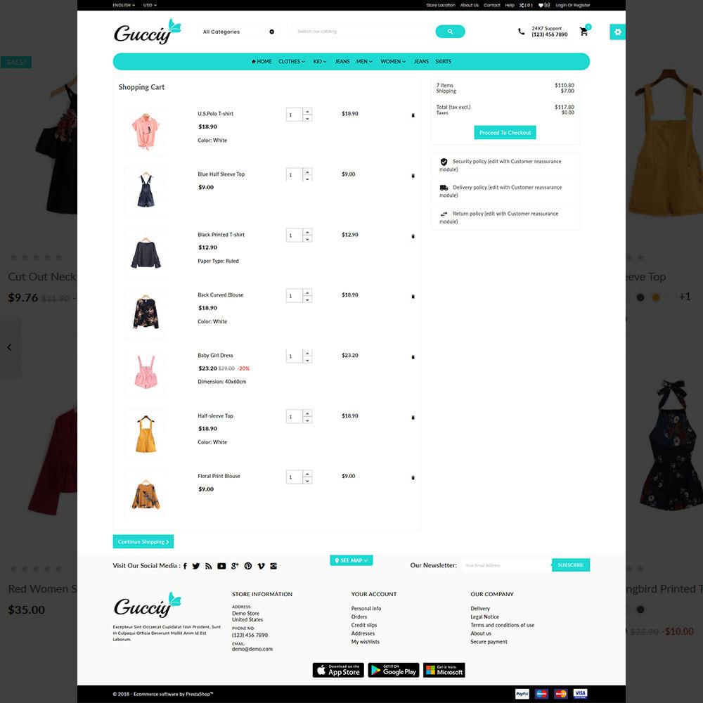 theme - Moda & Obuwie - Gucciy world–Fashion  Big Shop - 5