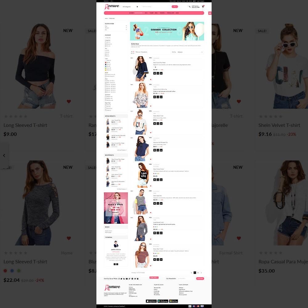theme - Moda & Obuwie - Omwe–Fashion  Mega Shop - 3