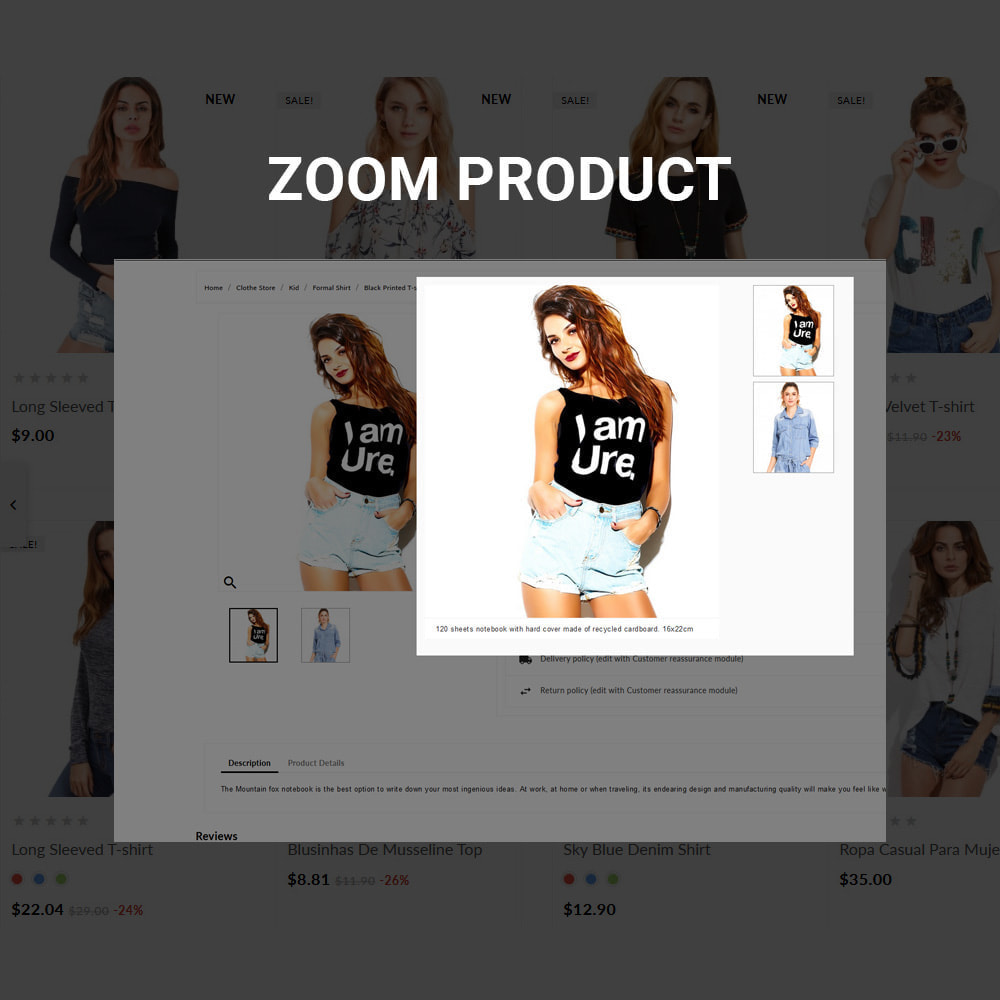 theme - Moda & Obuwie - Omwe–Fashion  Mega Shop - 6