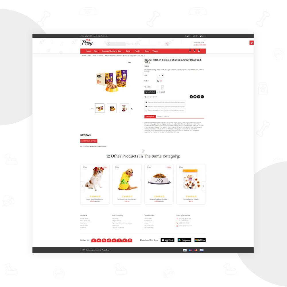 theme - Zabawki & Artykuły dziecięce - Petoy – Pets and Animal Store - 4