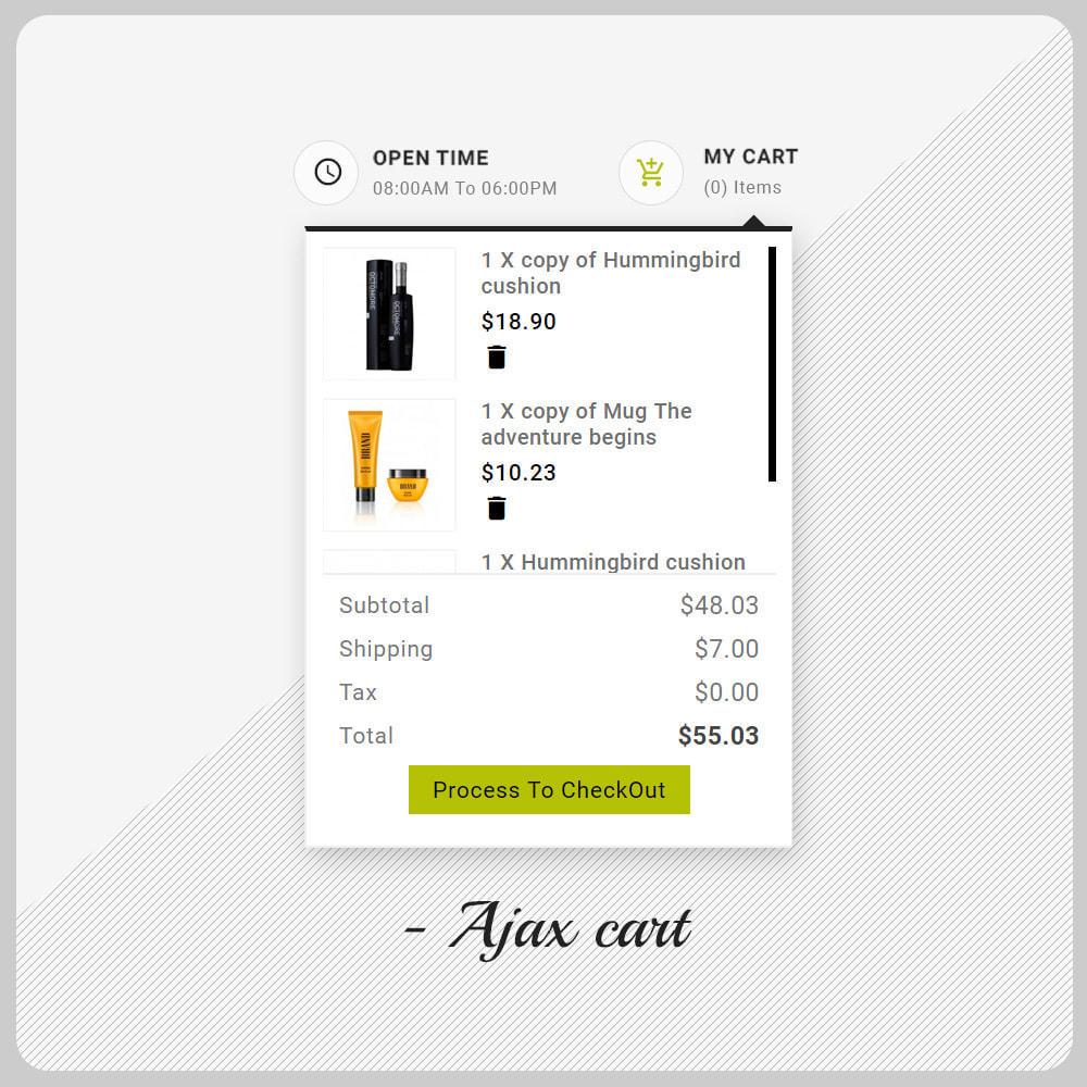theme - Zdrowie & Uroda - Best Cosmetic– Thai Fash Cosmetic Store - 7