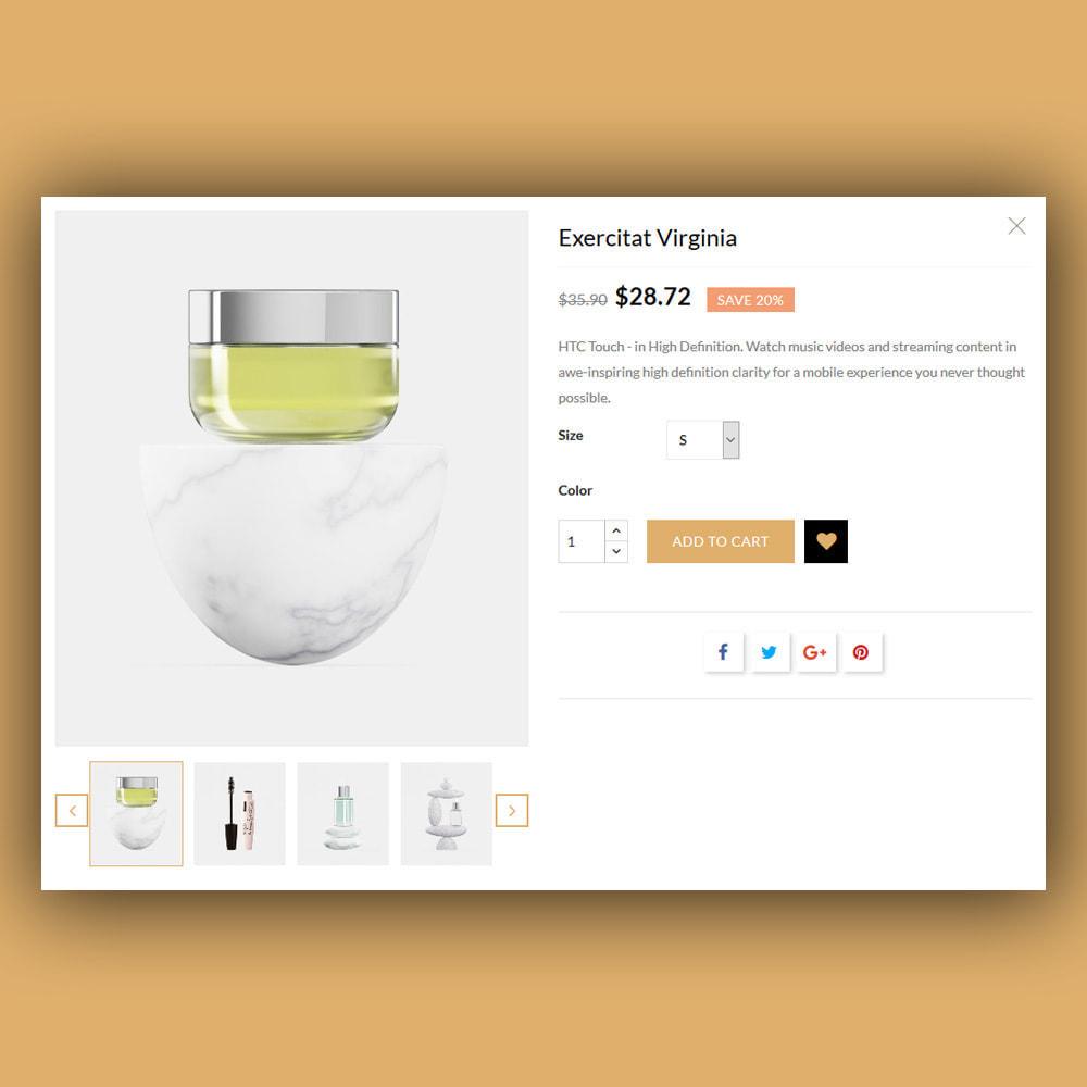 theme - Zdrowie & Uroda - Tizon - Cosmetic Store - 9