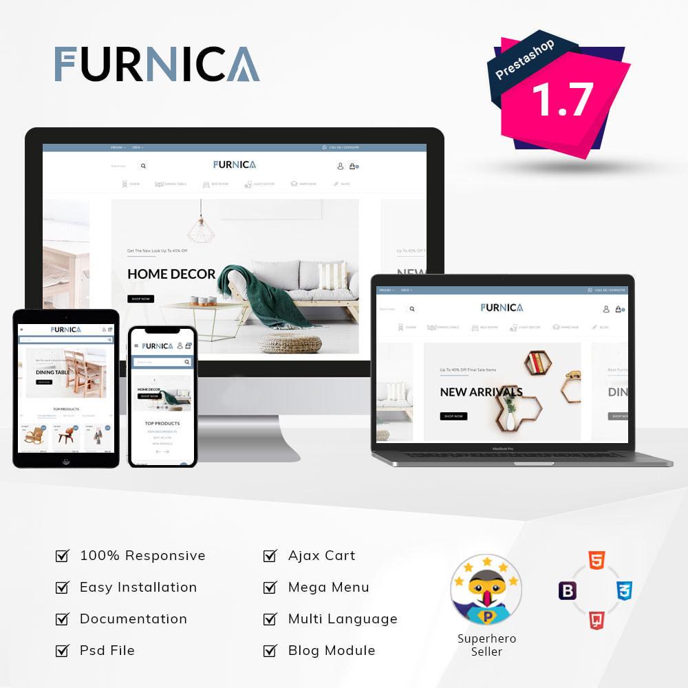 theme - Dom & Ogród - Furnica - Furniture Store - 1