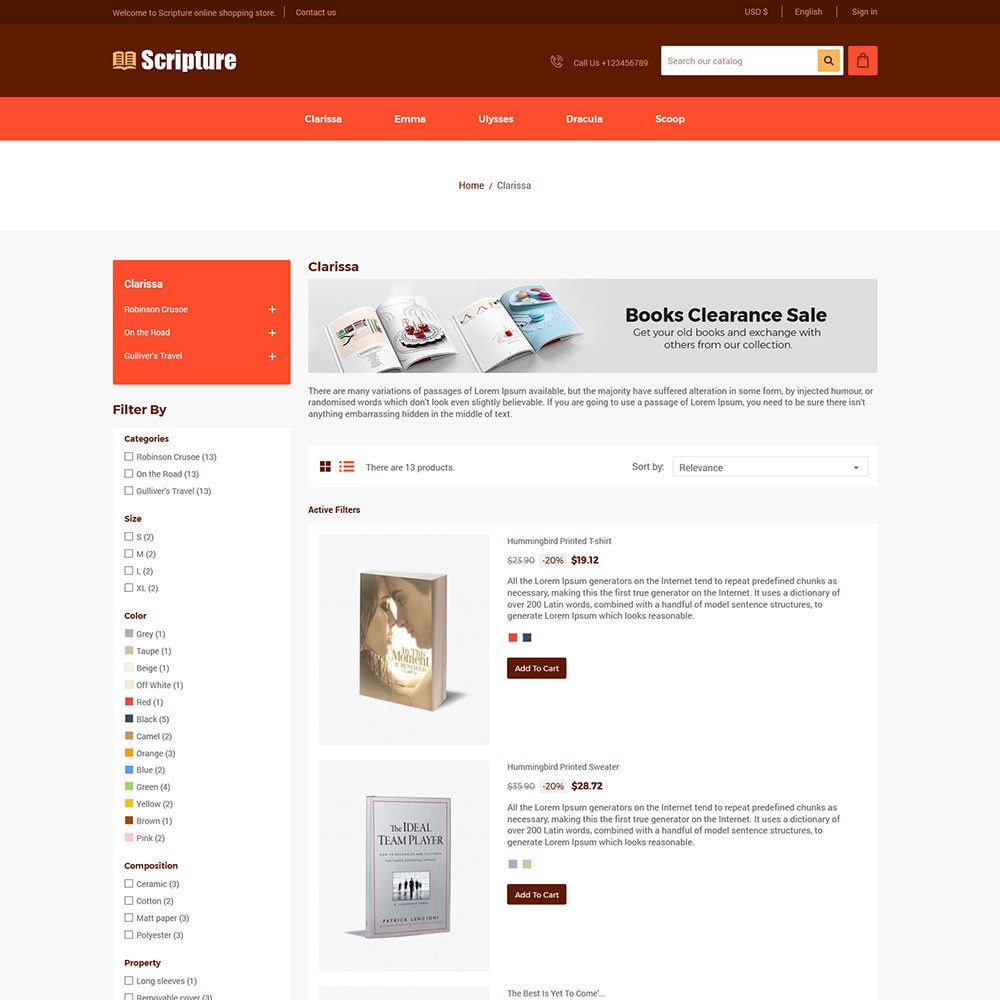 theme - Dom & Ogród - Online Book -Album  Stationary Office Work Store - 3