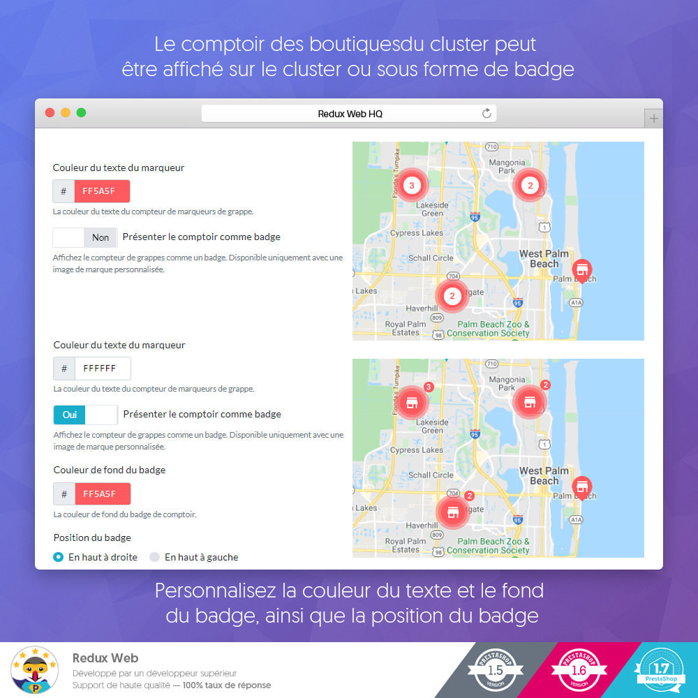 module - International & Localisation - Cartes Avancées pour les Boutiques - Google Maps - 8