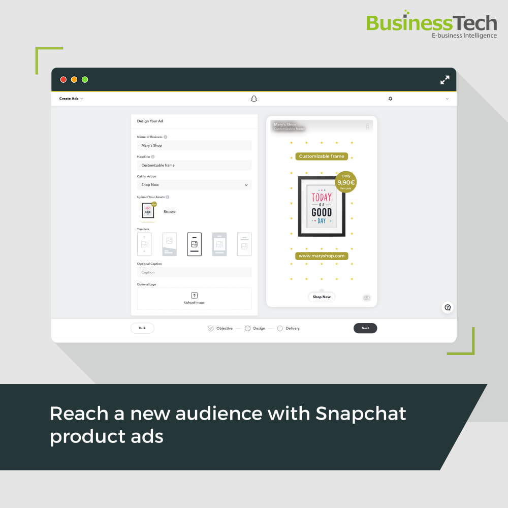 module - Remarketing & Carrelli abbandonati - Snapchat Ads + Pixel - 1