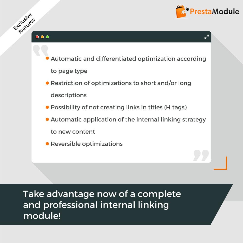 module - SEO (Pozycjonowanie naturalne) - SEO Internal Linking PRO - 5