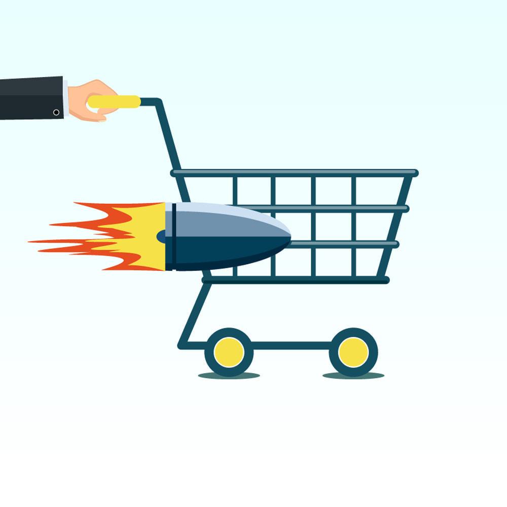 module - Proceso rápido de compra - Un clic en la salida del producto - 1