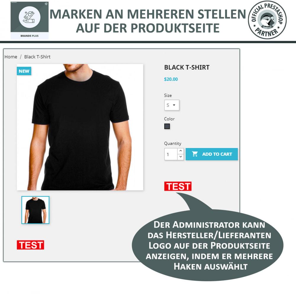 module - Marken & Hersteller - Brands Plus – Marken- & Herstellerkarussell - 5