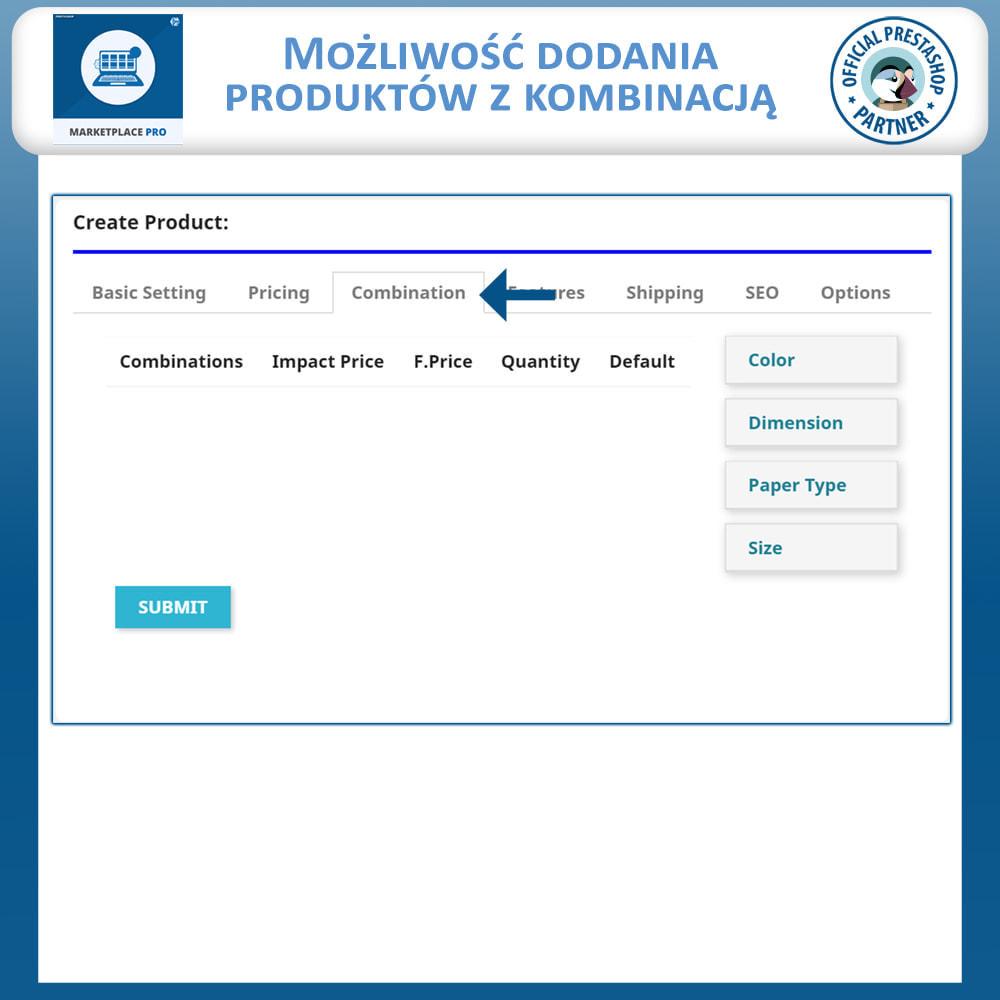 module - Stworzenia platformy handlowej - Marketplace Pro - 8