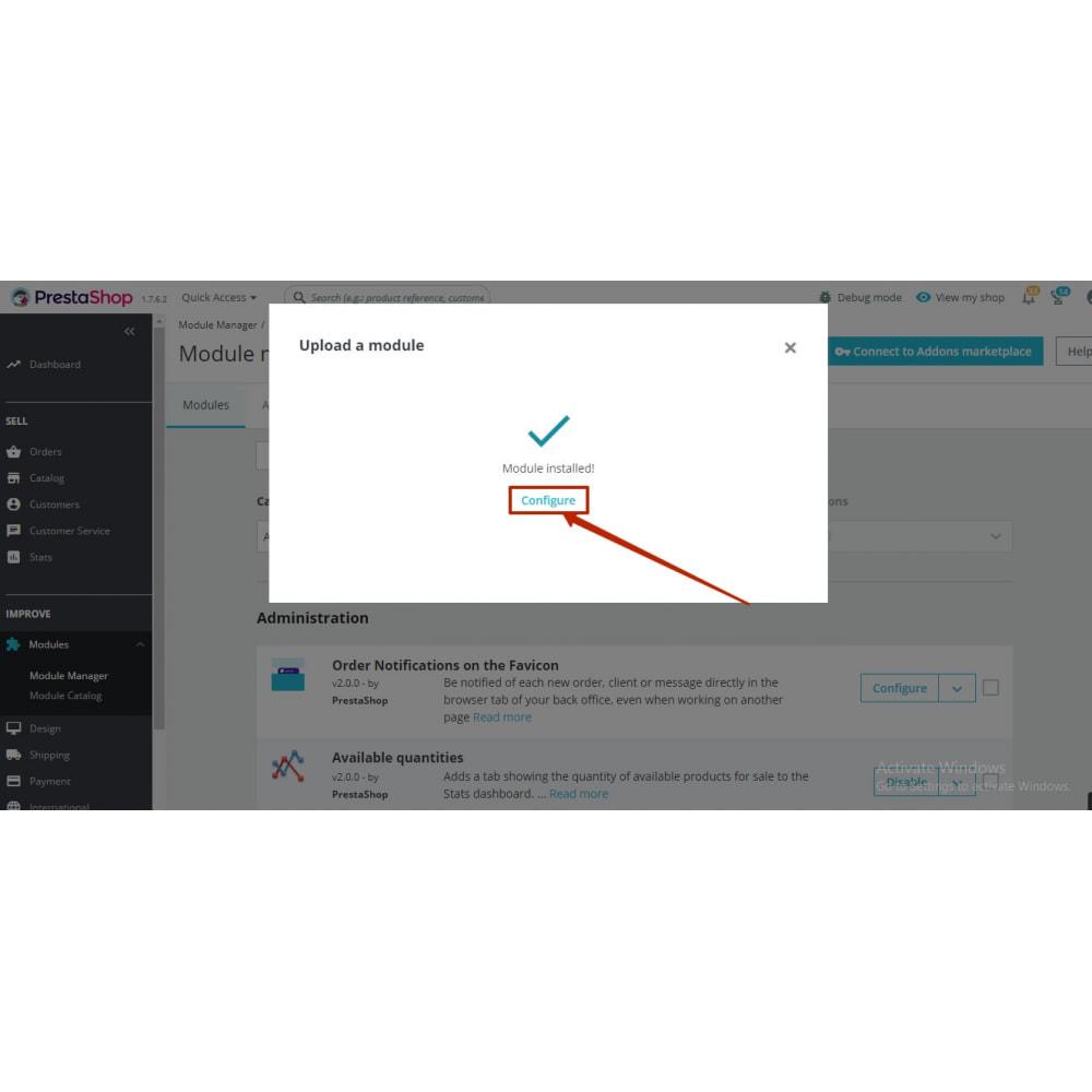 module - Express Checkout Process - Simple Checkout - 4