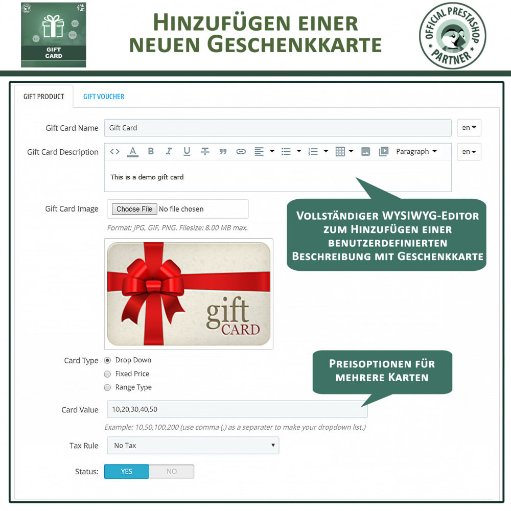 module - Wunschzettel & Geschenkkarte - Geschenk-Karten - 11