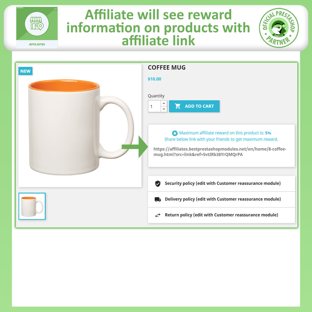 module - SEA SEM (paid advertising) & Affiliation Platforms - Affiliate & Referral Program - 5