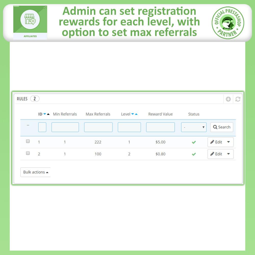 module - SEA SEM pago & Filiação - Affiliates Pro, Affiliate & Referral Program - 21