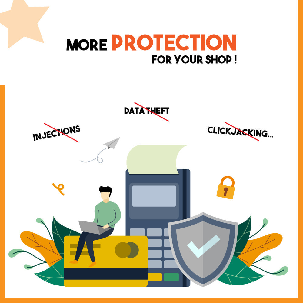 module - Security & Access - Protect My Shop - 1