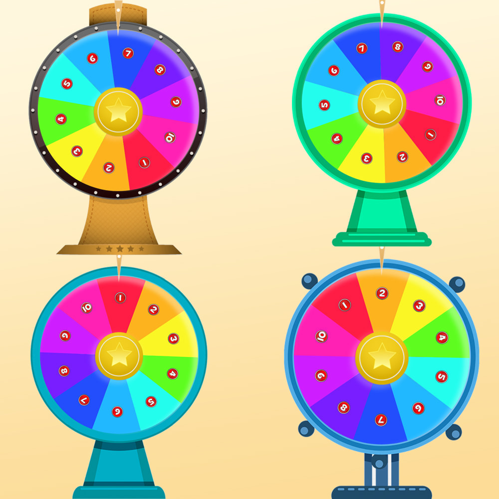 module - Contests - Wheel of Fortune, discounts and gifts to customers - 8