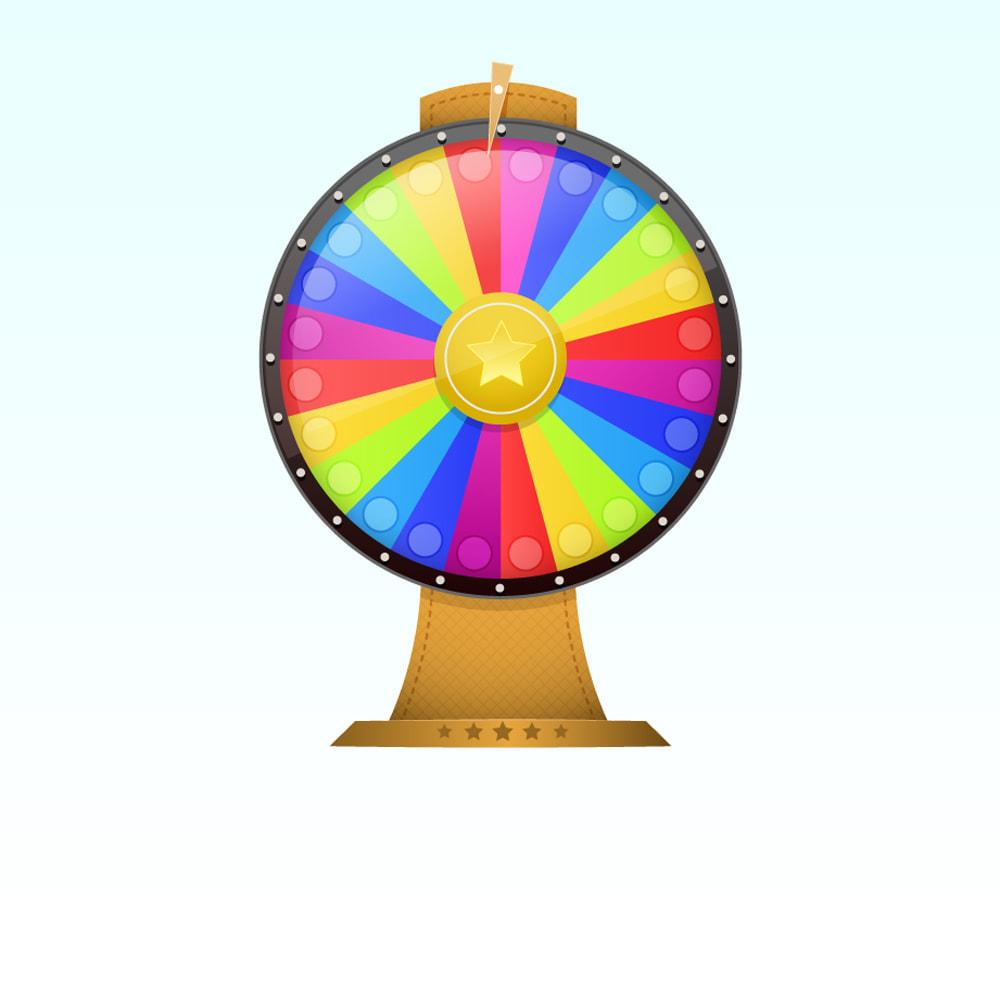 module - Игр-конкурсов - Колесо фортуны, скидки и подарки покупателям - 1
