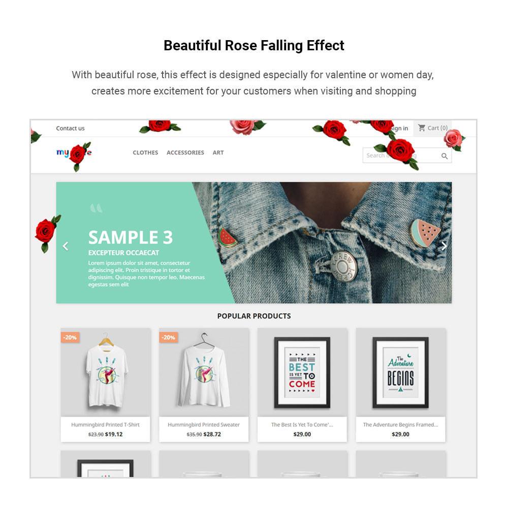 module - Personalização de página - Rb Add Effect - Multipurpose for Events & Promotions - 6