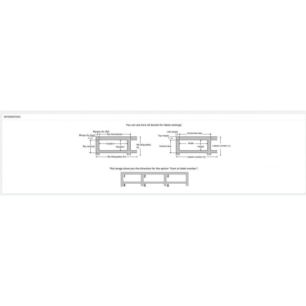 module - Preparación y Envíos - Automatic print shipping labels + Status update - 4