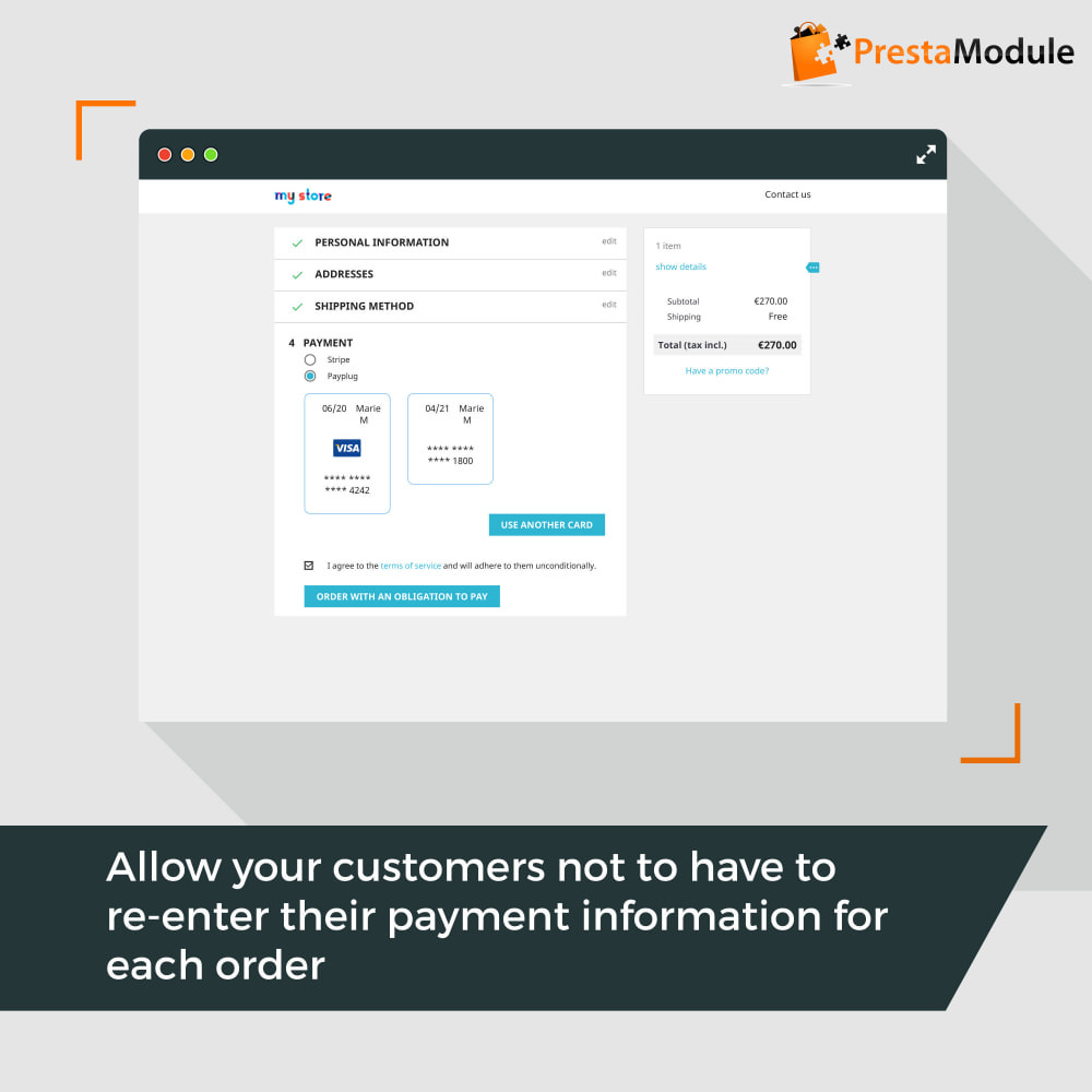module - Abbonamenti (subscription box) - Advanced Subscription with automatic recurring payments - 4