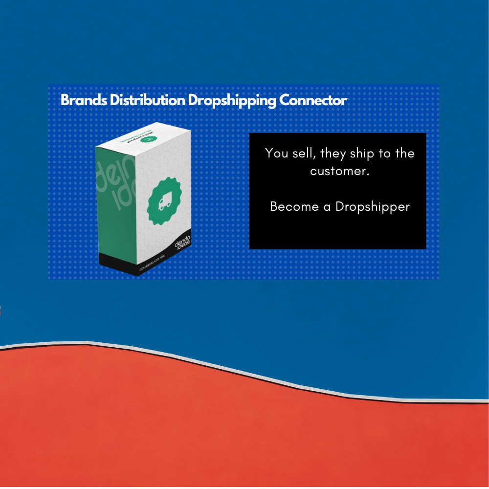 module - Dropshipping - Brandsdistribution Dropshipping connector - 1