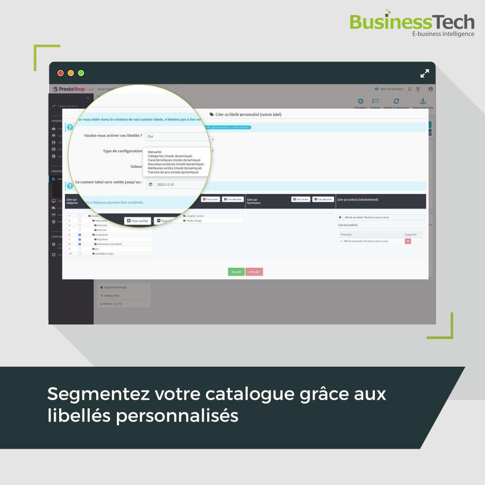 module - Remarketing & Paniers Abandonnés - Dynamic Ads + Pixel & Boutiques Facebook - 8