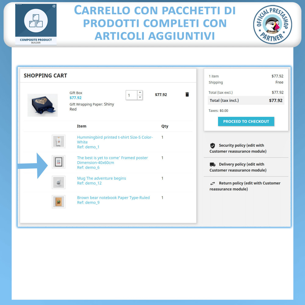 module - Cross-selling & Product Bundle - Costruttore Di Prodotti Compositi - 7