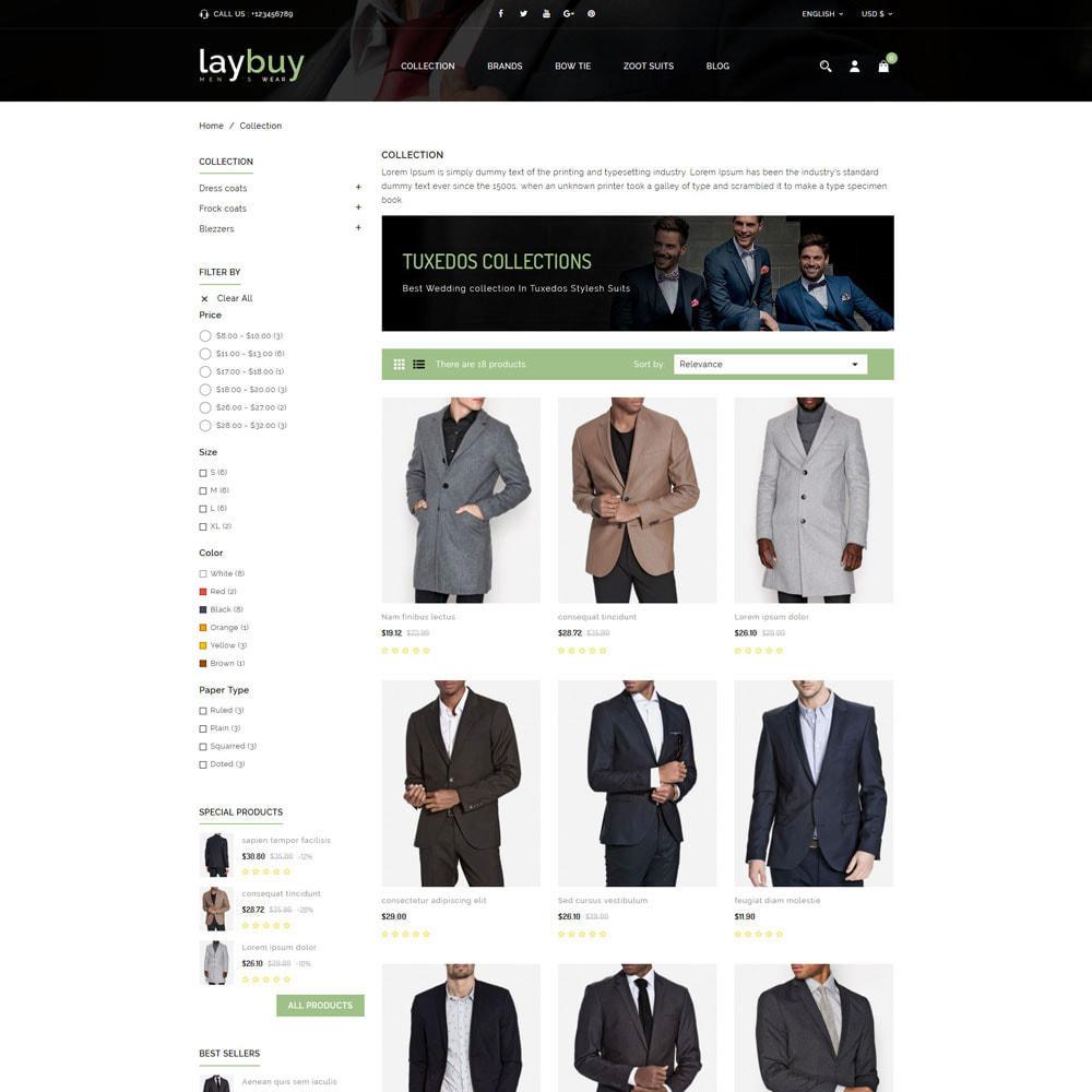 theme - Fashion & Shoes - Laybuy - Fashion Store - 3
