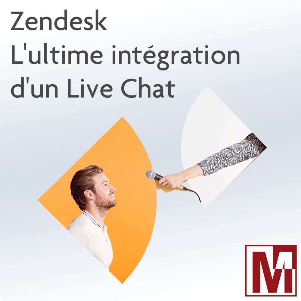 module - Support & Chat Online - Zendesk Live Chat ultimate - 1